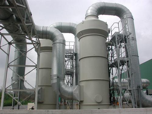 Scrubber Air Ecosystem Impianti Industriali Aspirazione